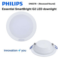 Lampu Led Philips Downlight DN027B Essential Smartbrigh Berkualitas