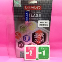 Anti Clear Tempered Glass Kaca Vanvo Lenovo A6020 K5+ K5 Plus