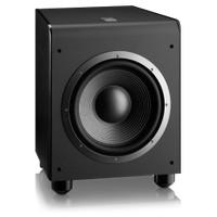 "JBL ES250P 12"" 400W Powered Subwoofer Bk / Dark Brown"