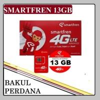 KARTU SAKTI PERDANA INTERNET SMARTFREN 13GB ALL DEVICE BUKAN 65GB/30GB