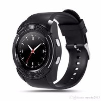 Smartwatch V8 Smart Watch V8 Bluetooth Sim Card Memory Whatsapp SUPE