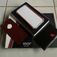 Case iPhone 6+ 6 PLUS Ronin FE Bamboo Bumper Element Case Anti Crack