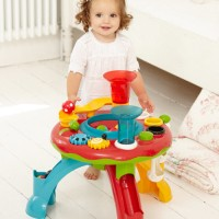 ELC Toys Light and Sounds Activity Table/ Mainan ELC Anak Bola ORI