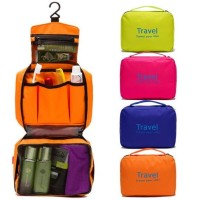 Travel Organizer, tas traveling bag anti air, Tempat kosmetik, Terbaik