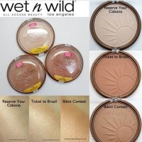 Wet n Wild Color Icon Collection Bronzer SPF 15