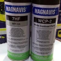 magnavis WCP 2 & 7 HF magnaflux.