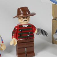Bootleg Lego Freddy Krueger