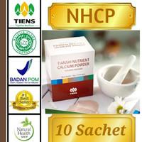 Kalsium Herbal Tiens/NHCP/Terbaik di dunia/Peninggi badan