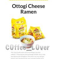 Jual OTTOGI Cheese Ramen Korea Mie Kuah Rasa Keju 111gr (Bodel Bodel Ramyun Murah
