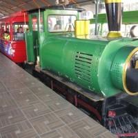 Tiket Masuk Kereta Api Mini TMII untuk 1 Orang (Weekend)