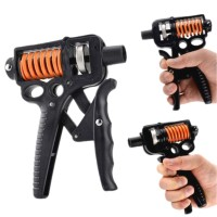 Hand Grip Besi Functional Adjutable to 50kg Fitness Exercise CIMA