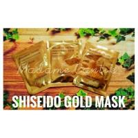 SHISEIDO GOLD WHITENING 24K MASK / MASK GOLD CAIR LIQUID 24K