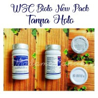 WSC BIOLO NEW PACKING WOOTEKH ORIGINAL