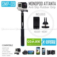 Attanta SMP-09A Tongsis Titanium for Xiaomi Yi, GoPro,BRICA B-PRO & HP