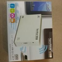 Vantec NexStar 2.5-Inch SATA USB3.0 Portable and Wi-Fi Enclosure