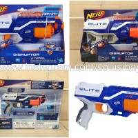 Nerf Gun ELITE Disruptor HASBRO ORI Mainan Anak Laki Laki