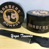 Barbers Pomade Firm Hold Heavy Waterbased (FREE SISIR SAKU)