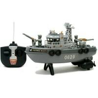 Mainan rc remote kontrol air kapal penyelamat rescue boat