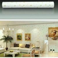 wallpaper dinding wallstiker walpaper bunga soft green sakura kamar hp
