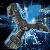 Mainan Air Hogs 360 Hoverblade Remote Control UFO Boomerang