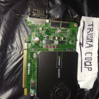 Vga Quadro 2000 1gb 128bit ddr5
