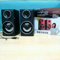 Speaker new Advance duo 080 / Speaker Komputer laptop Hp