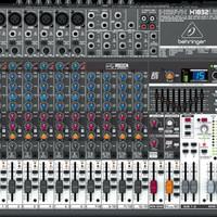 Behringer Mixer Xenyx X1832USB / X1832 USB / X 1832 USB