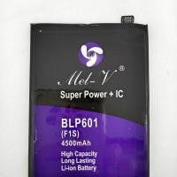 Baterai Double Power + IC OPPO F1s A59 BLP601 Batre Original Mel-V