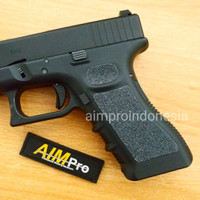 AIMPro Griptape / Grip Tape For TM / WE G17 / Marui Glock 17 ( JSS )