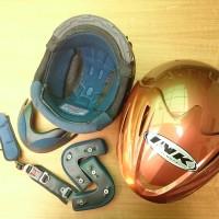 busa helm ink cx22 / cx 22 fulset tali helm