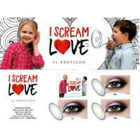 SOFTLENS (HUGS) I SCREAM LOVE / I SCREAM LOVE SOFTLENS 15.5MM NORMAL