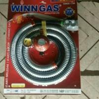 selang paket regulator winn gas