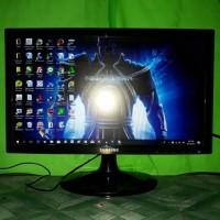 LED Monitor Komputer Samsung 19inch wide S19D300HY