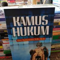 Kamus Hukum by Drs Sudarsono ORIGINAL