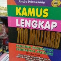 kamus lengkap.700.muliard inggiris indonesia