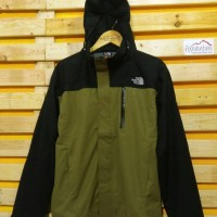 Jaket Outdoor TNF not Jaket Gunung anti air Eiger Rei Consina Cozmeed