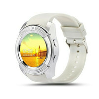 Smartwatch V8 smart watch kamera jam android white