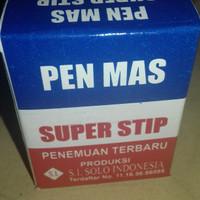 PEN MAS SUPER STIP - penghapus tinta/tipe x/ correction pen/ink eraser
