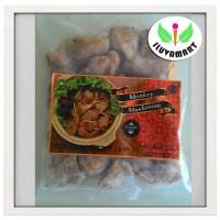 Monkey Mushroom / Hou Thou Ku / Jamur Kepala Monyet