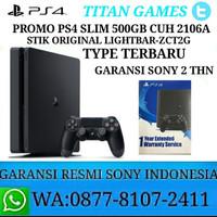 PS4 Slim 500GB CUCH 2016A