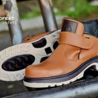 PROMO Sepatu boots proyek murah tracking KODE BN598