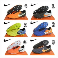 SEPATU BOLA NIKE TIEMPO NEW SERIES FOR SOCER PLAYERS