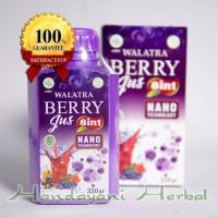 Obat Herbal Sering Kesemutan Jari Tangan Dan Kaki - Walatra Berry Jus