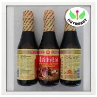 Saus Tiram Vegetarian Mushroom Oyster Sauce Wan Ja Shan Wan Cia Siang