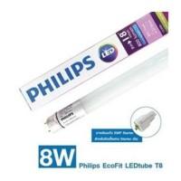 Lampu TL LED Tube Ecofit - PHILIPS 8 Watt / 8 W / 8W