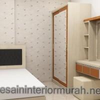 Paket Interior Apartemen 2 Bedroom Full Furnish