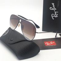 Kacamata Sunglass Rayban Sunglasses Ray-Ban RB3579 3579 Dark Brown