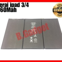baterai batre battery Ipad 3 original