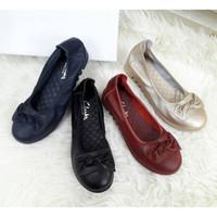 Sepatu Wanita / Sepatu Cewek Clarks Flat