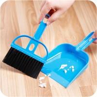 sapu mini sapu praktis sapu kecil kebersihan sapu debu murah